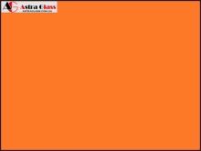 0132 РЕ Оранжевый, Чехия