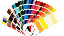 Раскладка Ral для Покраски