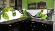 Купить кухонный фартук в Киеве максимального качества